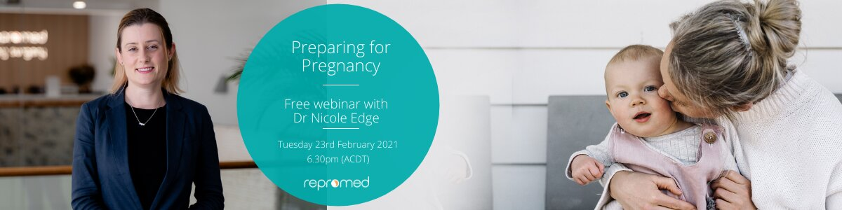 Preparing for Pregnancy