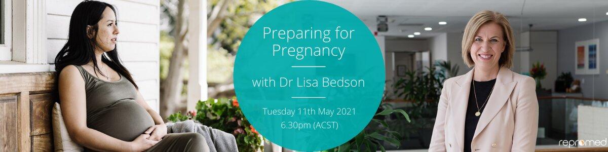 Preparing for Pregnancy – Free Webinar 11th May 2021